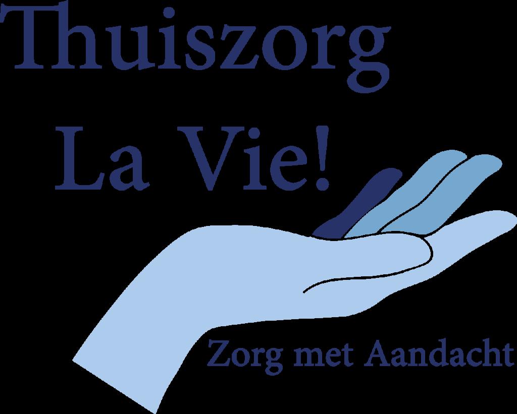 Thuiszorg la vie logo